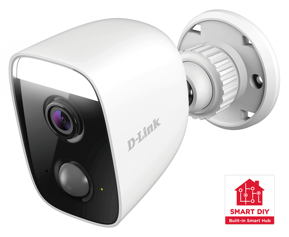 D-LINK DCS-8630LH SPOTLIGHT CAMERA